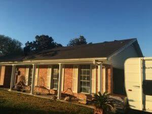 roofer houston project