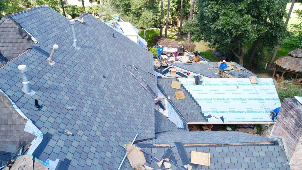 roofer Houston Texas