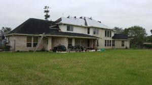STX Roofing Repair